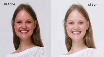 Headshot Retouching Services